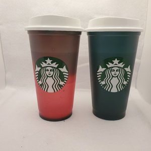 Starbucks Color Changing Cup